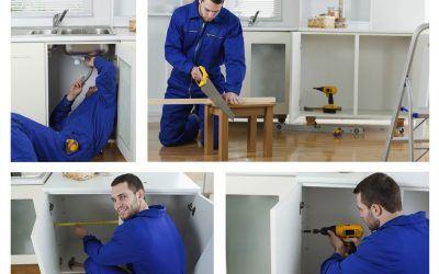 Rénovation de plomberie de la cuisine